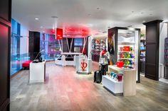 Verizon Chicago Destination Store by Chute Gerdeman, Chicago – Illinois » Retail Design Blog