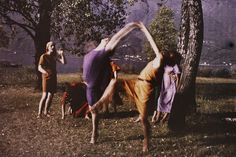 Tanzschule Rudolf von Laban auf dem Monte Verità