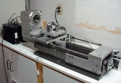 Machine Tools: CNC Lathe