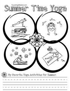 17 Best Kids Yoga Printables Images Kids Yoga Printables Yoga For Kids Yoga