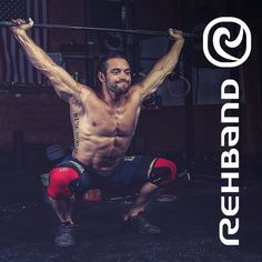 Last chance to get the limited edition Rich Froning red knee sleeves from Industrial Athletic. These are being discontinued, so get them now before they're gone forever! Rich Froning, Crossfit Gym, Knee Sleeves, Gym Gear, Workout Accessories, No Equipment Workout, Strength Training, Gym Workouts, Industrial