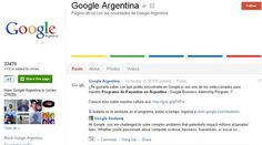 Google+ Argentina
