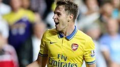 Premier League: Arsenal's Aaron Ramsey targets title after Swansea win | Football News | Sky Sports