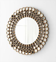 Cyan Design Full Circle Mirror - 05937