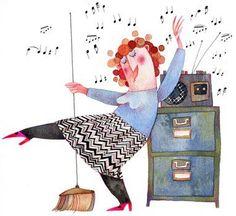 Música cura tudo!