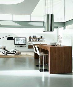 Contempora Kitchen by Aster Cucine