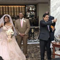 Omarosa Manigault Marries John Allen Newman at Trump Hotel: Photos - Us Weekly