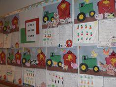 PATTIES CLASSROOM: Farm Stories (Plants, Seeds, Gardening)
