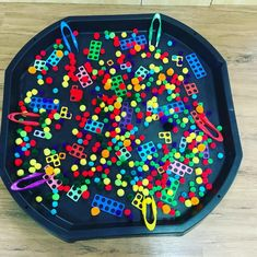 Numicon Activities, Nursery Activities, Maths Eyfs, Eyfs Classroom, Early Years Maths, Early Years Classroom, Continuous Provision Eyfs, Finger Gym, Funky Fingers