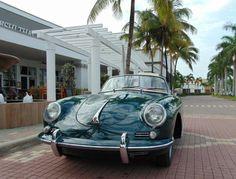 1959 Porsche 356 Roadster