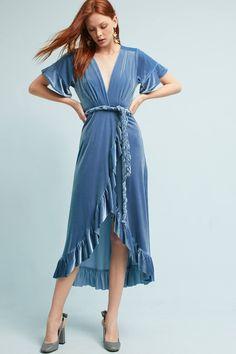 Florencia Wrap Dress | Anthropologie