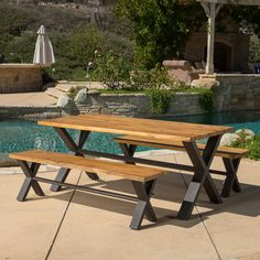 Found it at Joss & Main - 3-Piece Candace Patio Dining Set