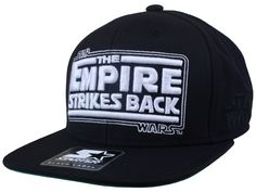 STAR WARS TITLES EMPIRE STRIKES BACK SNAPBACK CAPS  55031f6724da