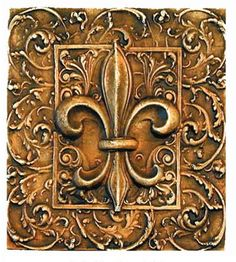 Fleur de Lis for the Mamselle's of MS University for Women and The New Orleans Saints