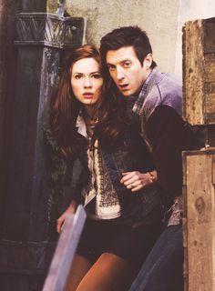 Rory and Amy <3 The Best Couple in Doctor Who