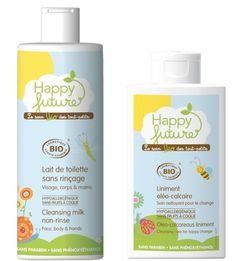 Win Happy Future Eco-Friendly Baby Skincare #Giveaway Ends 9/30