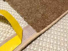 Instabind Cotton Serge Style Carpet Binding