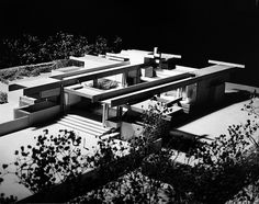 Pistell Residence - Model 10 - Paul Rudolph