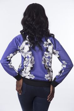 Jumper, Coats, Blouse, Long Sleeve, Floral, Sleeves, Jackets, Collection, Women