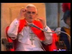 La fede è compatibile con la ragione? Benedetto XVI risponde ai giovani - YouTube