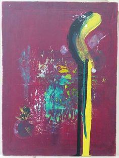 Abstract art by Alexandra Macupova