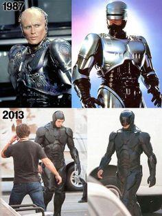 Robocop Evolution