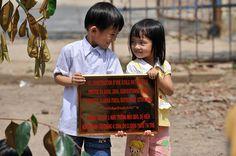 Clarins y el vu sua de Vietnam