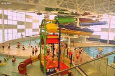 Photography, LIFE and other things: New Olympia Swimming and Leisure Centre - Dundee