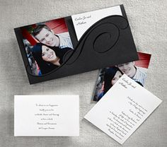 Examples of Unique Wedding Invitations | 21st - Bridal World - Wedding Ideas and Trends
