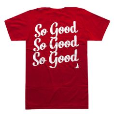 $25 So Good: Red
