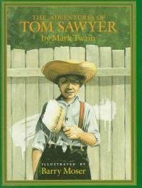 The Adventures of Tom Sawyer (Books of Wonder) Mark Twain 9780688075101 Here is one of the great American novels, illustrated by one of this countrys most distinguished artists.Readers will enjoy the antics of that irrepressible boy-hero, Adventures Of Tom Sawyer, Book Safe, World Literature, Chapter Books, Mark Twain, Great Stories, Audio Books, Childrens Books, My Books
