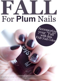 Perfect Nail Colors for Fall | Pinterest | Winter nails ...