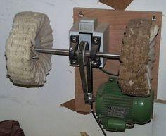 Poliermaschine 2: