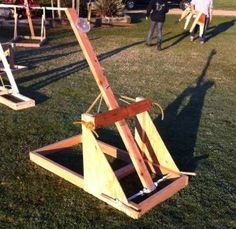 How to make the Wyvern Catapult