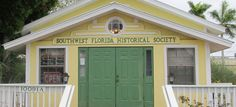 Little Yellow House - Southwest Florida Historical Society