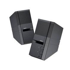 bose 161 speakers. bose mediamate - pc multimedia speakers graphite 161