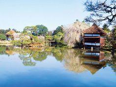 衆楽園(旧津山藩別邸庭園)  岡山県津山市 #美作 #okayama #tsuyama