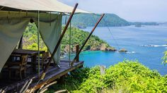 Kasiiya overlooks the breadth of a glimmering ocean, 100% off the grid, this private property allows you to appreciate nature as it should be.