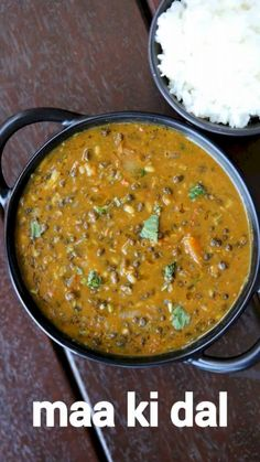 maa ki dal recipe, kaali dal, maa ki daal, black gram dal with step by step photo/video. popular homely & creamy lentil curry recipe with the whole black urad dal or sabut urad dal. Urad Dal Recipes, Makhani Recipes, Spicy Recipes, Curry Recipes, Indian Veg Recipes, Indian Dessert Recipes, North Indian Vegetarian Recipes, Kitchen Recipes, Cooking Recipes