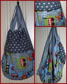 tas naaien voor jongens