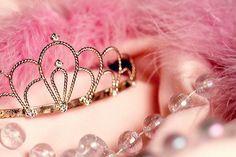 Imagem de pink, princess, and crown