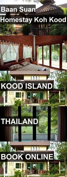 Hotel Baan Suan Homestay Koh Kood in Kood Island, Thailand. For more information, photos, reviews and best prices please follow the link. #Thailand #KoodIsland #hotel #travel #vacation