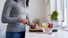 Fiber-rich carbs + protein = a tasty, healthy breakfast