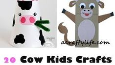 Make some adorable fun pigs. There are all different kids of pig kid crafts. Perfect for animal and farm theme weeks or just for fun. Ocean Kids Crafts, Mothers Day Crafts For Kids, Fun Crafts For Kids, Crafts To Make, Farm Animal Crafts, Animal Projects, Farm Animals, Cow Craft, Farm Activities