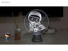 Pepe Dekoratif Gece Lambası Glasy 3D Lamba - Ev Dekorasyon ile İlgili Her Şey sahibinden.com'da