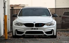 From Mild To Wild: Mineral White BMW F80 M3 By EAS - When this owner turned to European Auto Source for some aftermarket modifications, he had some interesting wishes to be fulfilled.