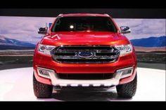 2015 Ford Ranger new