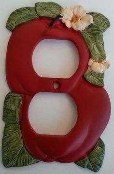 Apple Kitchen Decor | Apple Kitchen | Pinterest | Apple Kitchen Decor,  Kitchen Decor And Apples