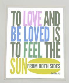 feel the sun!! <3<3