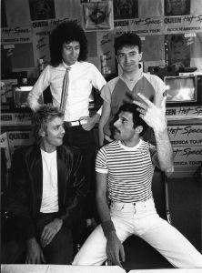 Queen 1980s